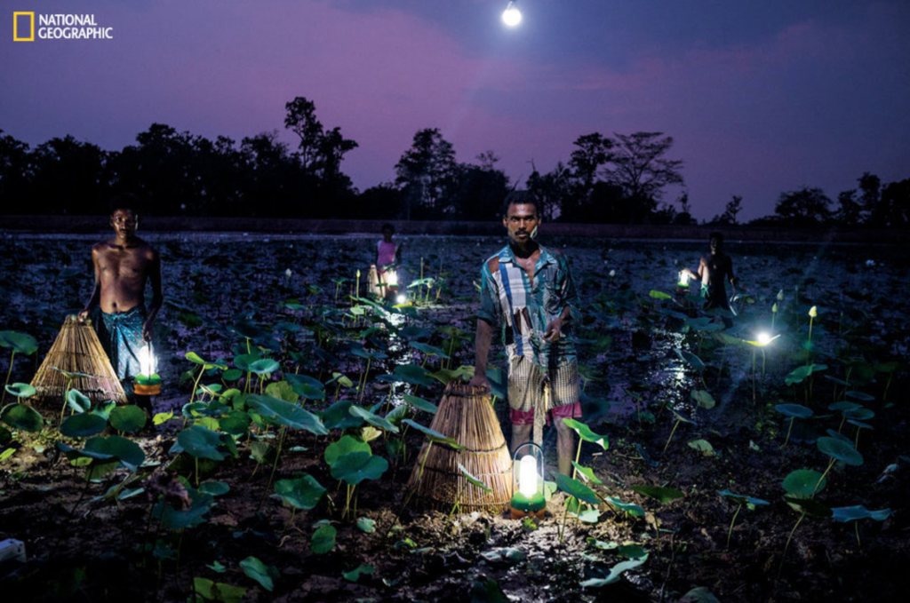 Solar Lanterns National Geographic
